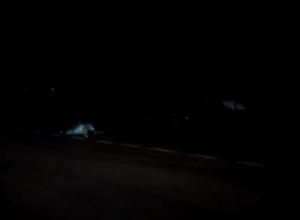 Последствия смертельного наезда на пожилых пешеходов под Воронежем попали на видео