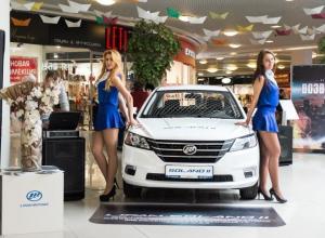 В Воронеже стартовали продажи Lifan Solano второго поколения