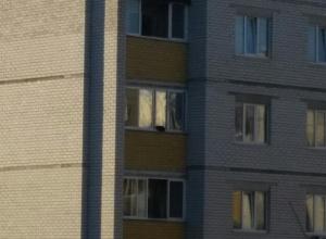 Экстремальный отдых кота на восьмом этаже попал на фото в Воронеже