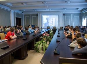 В Воронежском государственном техническом университете прошли Дни научного кино