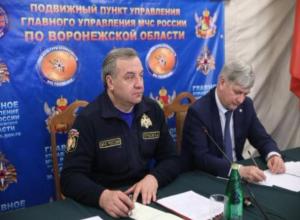 Глава МЧС России распорядился помочь каждому пострадавшему от паводка воронежцу