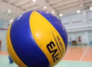 Воронежские волейболистки проиграли всухую соперницам из Курска