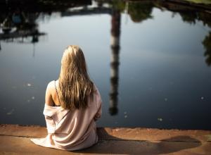 Под Воронежем женщина загадочно умерла в пруду на глазах любящего мужа