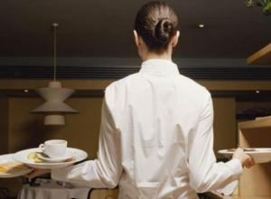 Воронежские жлобы жестко подставили официантку в шашлычной