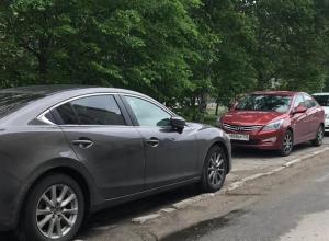Массовое невежество воронежских автомобилистов вызвало бурную дискуссию