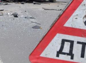 Мотоциклист погиб на воронежской трассе, вылетев в кювет