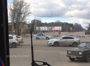 Губернатор Воронежской области раскритиковал проект развязки на улице 9 Января