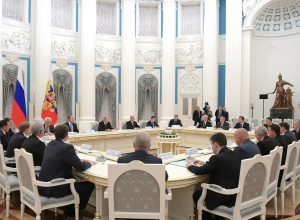 Подчинённые Александра Гусева потеряли своего шефа в Кремле