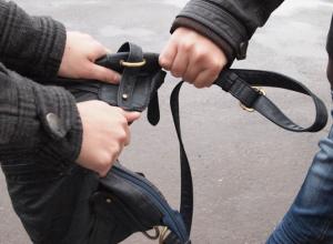В Воронеже поймали серийного грабителя дамских сумочек