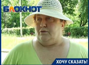 Наш парк уже поделили! – жительница Воронежа