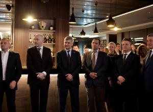 Александр Гусев назвал отель Mariott знаковым зданием Воронежа