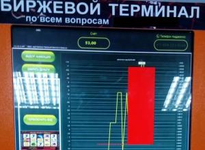 Финансовая неграмотность или, почему воронежцы при виде биржевого терминала сразу звонят в полицию