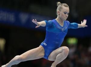 Известная воронежская гимнастка Ангелина Мельникова завоевала бронзу на Чемпионате России