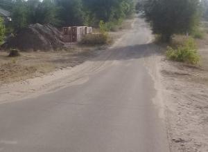 Дети в Воронежской области рискуют попасть под колеса по пути в школу