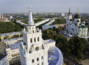 Воронежцы назвали туристам атмосферные места города