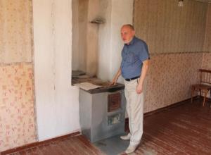 В воронежских селах фельдшеры обогревают пациентов углем