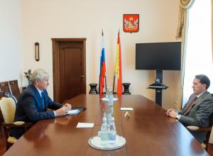 После скандала с Цапиным и Есауленко воронежский губернатор высказался о почетных гражданах