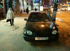 Воронежец похвастался массовой отправкой фото автохамов в ГИБДД