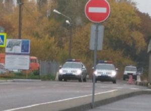 Воронежцы заявили о прибытии в город Владимира Путина