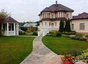 Под Воронежем за 100 млн продают дом бывшего главного дорожника