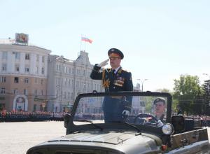 Центр Воронежа будет трижды перекрыт из-за репетиции парада Победы