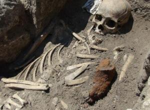 Прохожие нашли в Воронеже мешок с человеческими останками