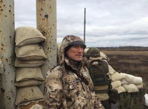 Воронежский депутат Госдумы обстрелян украинцами под Донецком