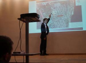 В районе воронежского СХИ появится современный благоустроенный квартал