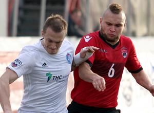 Защитник воронежского «Факела» попал в число лучших игроков ФНЛ