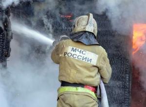 Под Воронежем ночью сгорела 54-летняя женщина