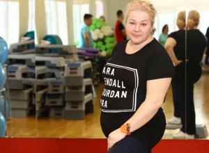 Мечтающая о 44-м размере Екатерина Воронцова в проекте «Сбросить лишнее»