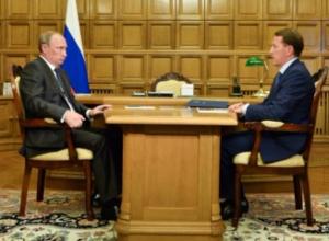 Путин включил экс-воронежского губернатора Алексея Гордеева в Совет Безопасности РФ