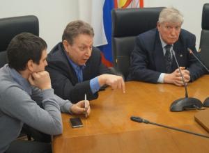 Виктор Бочаров: «Скважину в Пыховке нужно затампонировать»