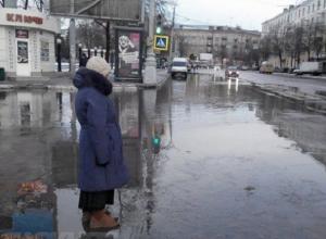 Воронеж стал одним из самых грязных городов России