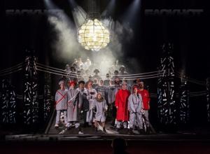 Постановка воронежского театра поборется за премию «Золотая маска» в шести номинациях