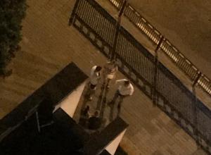Парень в «белой горячке» устроил дебош из-за таксистов в центре Воронежа