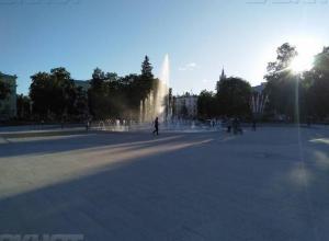В реконструкцию Советской площади Воронежа дополнительно вложат 5 млн