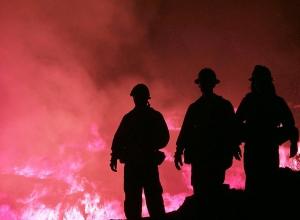В Воронежской области ожидается опасное метеорологическое явление: пятый класс пожарной опасности