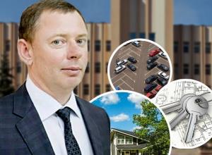 У семьи воронежского агронома и депутата Ильина за год пропали земли, квартиры и парковки