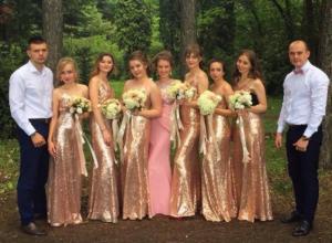 ТОП-5 самых обаятельных подружек невест в Воронеже