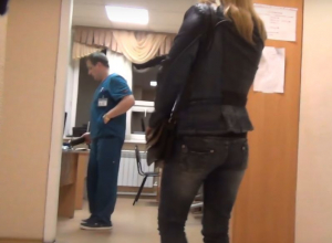 Аппарат воронежского эскулапа сделал из неадекватного помощника прокурора трезвого человека
