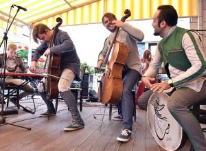Воронежских музыкантов пригласили перенять опыт участников «Евровидения»