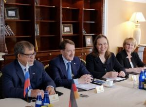 Воронежский губернатор захотел заимствовать патриотизм в Германии