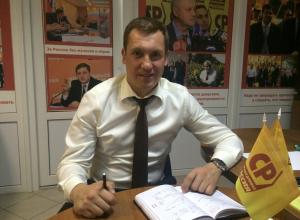 Артем Рымарь: «Справедливая Россия» рассчитывает возглавить одну депутатскую комиссию в городской Думе Воронежа
