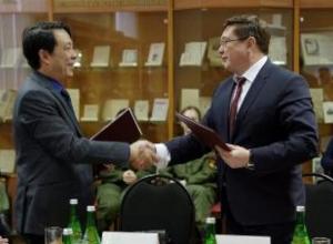 Воронеж подготовит для Вьетнама военных журналистов