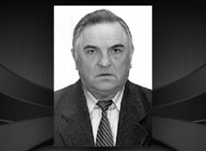В Воронеже скончался первый президент футбольного «Факела»