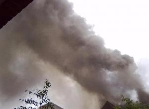 В центре Воронежа загорелась квартира: двое в больнице