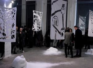 Воронежцев приглашают на бесплатную выставку современного искусства