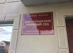 Под Воронежем защита экоактивистов стала «тянуть жилы» из последнего свидетеля обвинения