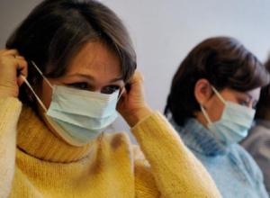 В Воронежской области отметили рост заболеваемости гриппом и ОРВИ